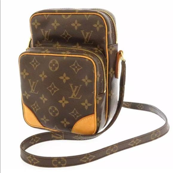 Louis Vuitton Handbags - LOUIS VUITTON Amazon Crossbody
